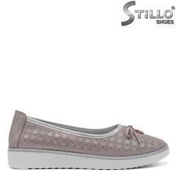 Pantofi dama de culoare roz - 32898