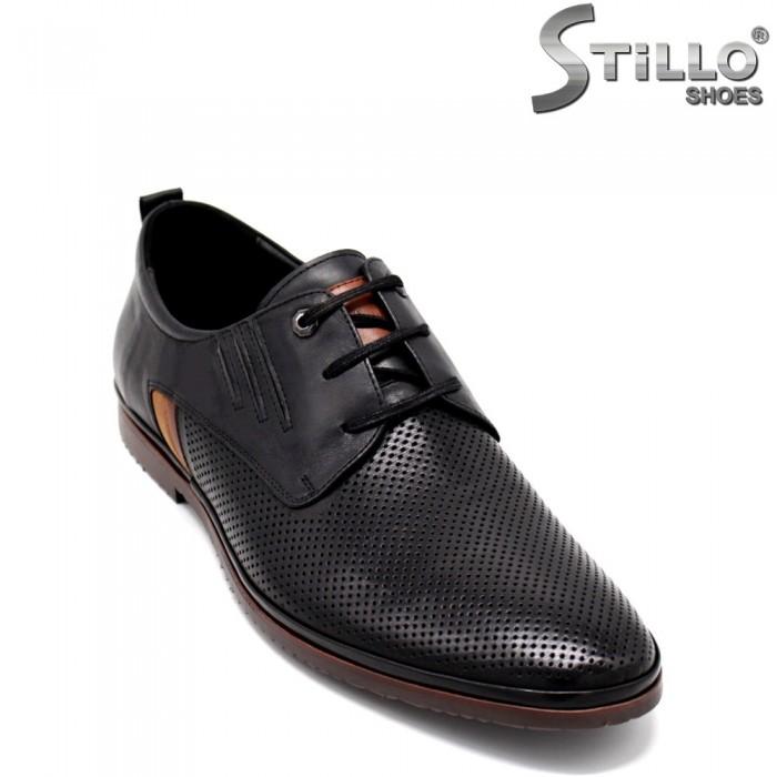 Masuri 46, 47 pantofi de bărbat din piele naturală - 32900