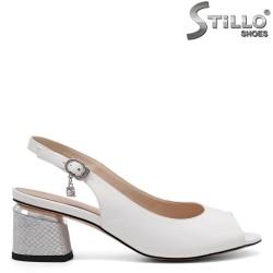 Sandale dama cu toc mijlociu - 32914