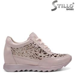 Pantofi dama cu platforma - 32926