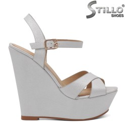 Sandale dama pe platforma - 32942