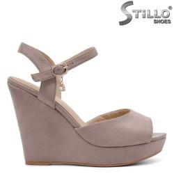 Sandale dama pe platforma Marimi Mici de la nr 33 - 32950