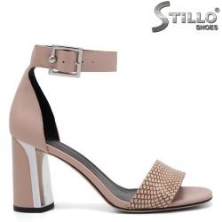 Sandale dama moderne cu toc - 32959