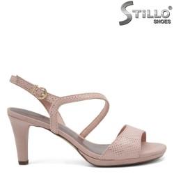 Sandale dama cu toc inalt model  TAMARIS - 32967