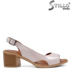 Sandale dama din piele naturala - 32971