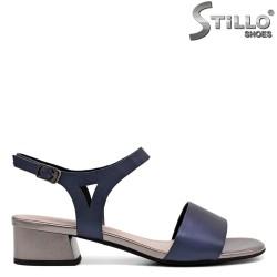 Sandale pe toc jos - 32973