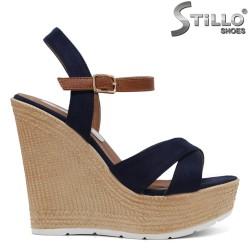 Sandale dama cu platforma inalta - 32995