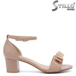 Sandale dama  cu toc - 33001