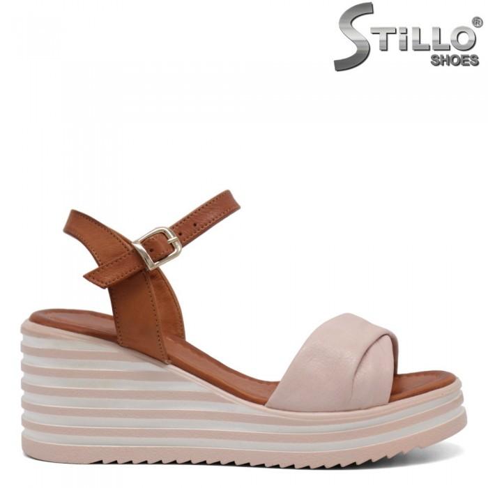Sandale dama pe platforma  - 33014