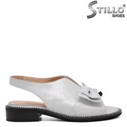 Sandale dama cu toc jos - 33027