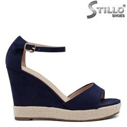 Sandale dama cu platforma - 33031