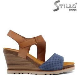 Sandale dama pe platforma -33041