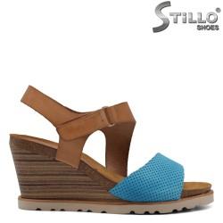 Sandale dama pe platforma - 33044