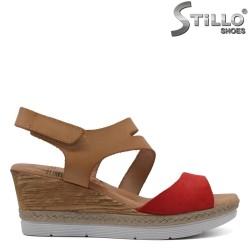 Sandale dama pe platforma  - 33051
