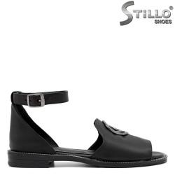 Sandale dama cu talpa dreapta - 33069