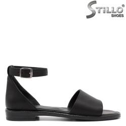 Sandale de damă din piele naturală - 33072