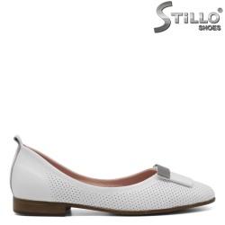 Pantofi dama de vara cu perforatie - 33079