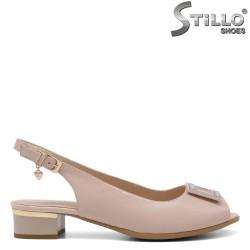 Marimea 41 si  42 Sandale dama din piele naturala - 33100