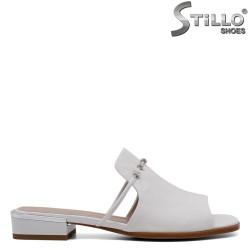 Papuci dama cu pietricele - 33136