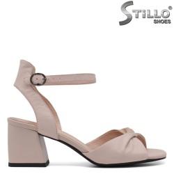 Sandale dama de culoare roz - 33146