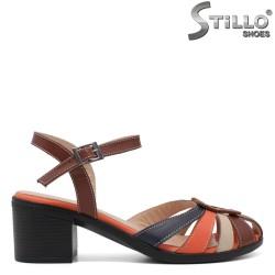 Sandale dama confortabile din piele naturala - 33170