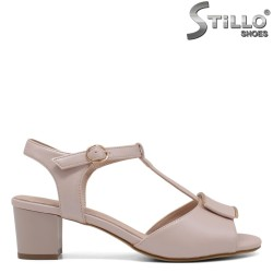 Sandale dama de culoare roz - 33200