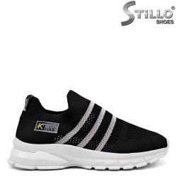 Pantofi dama sport impletiti - 33285