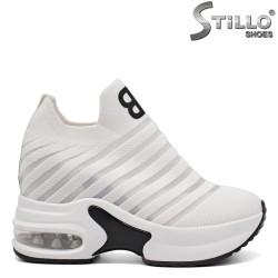 Pantofi dama sport pe platforma  - 33314