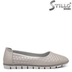 Pantofi dama aurii - 33317
