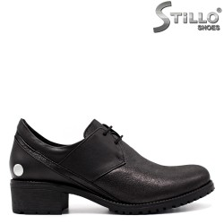 Pantofi dama din piele naturala - 33348