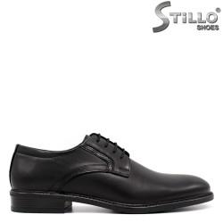 Pantofi barbati de ocazie si cu sireturi- 33352