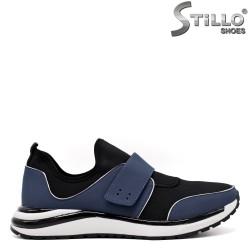 Pantofi barbati sport de culoare albastru - 33410
