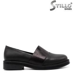 Pantofi dama de toamna din piele naturala - 33463