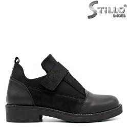 Pantofi dama cu toc jos - 33467