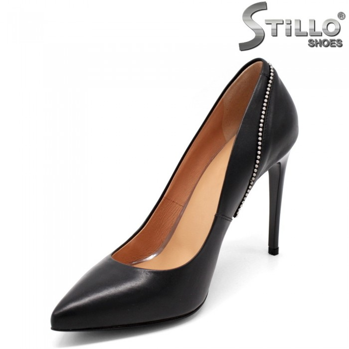 Pantofi dama cu toc inalt subtire - 33491