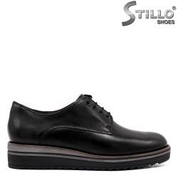 Pantofi dama confortabili din piele naturala- 33493
