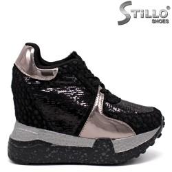 Pantofi dama moderni cu platforma  - 33520