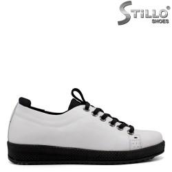 Pantofi dama din piele naturala - 33546
