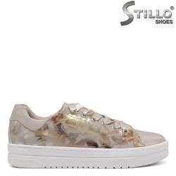 Pantofi sport  MARCO TOZZI сu motive florale - 34206