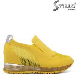 Pantofi sport pe platforma - 34264