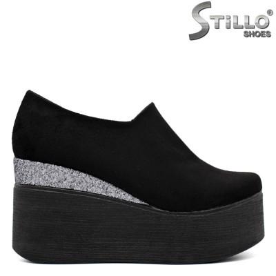 Pantofi dama cu platforma inalta - 34288