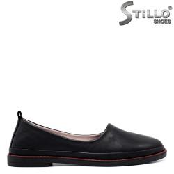 Pantofi dama de zi cu zi cu toc jos - 34302