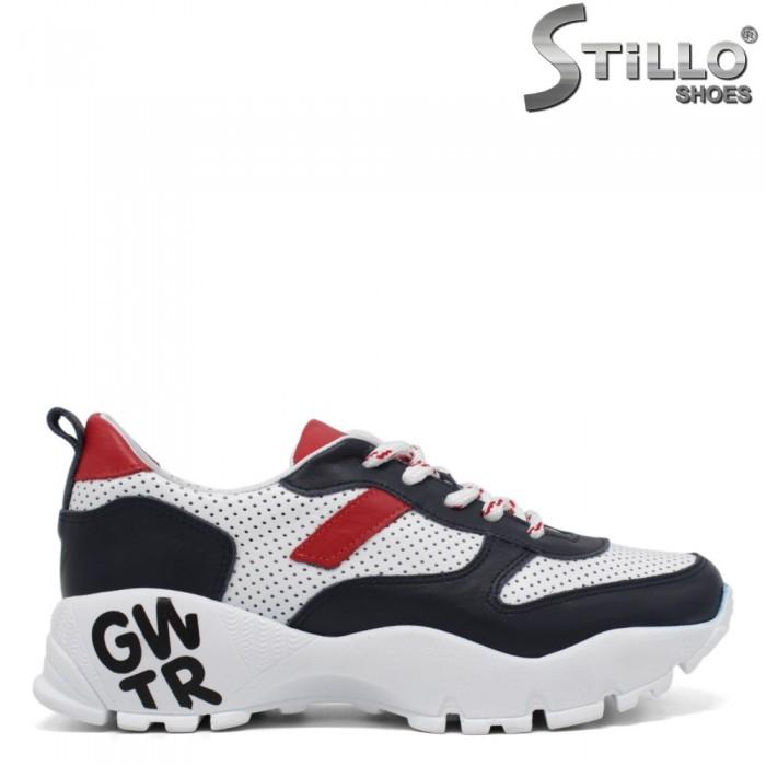 Pantofi dama sport colorati - 34358
