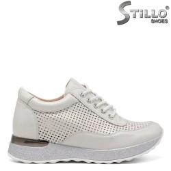 Pantofi dama sport eleganti cu platforma - 34447