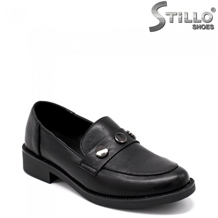 Pantofi dama de zi cu zi si cu toc jos - 34448