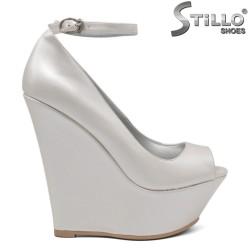 Pantofi dama cu platforma inalta - 34659