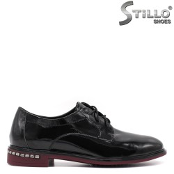 Pantofi dama cu sireturi marimi de la 33,34,35  - 34683