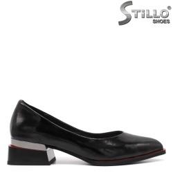 Pantofi dama de zi cu zi din lac - 34697