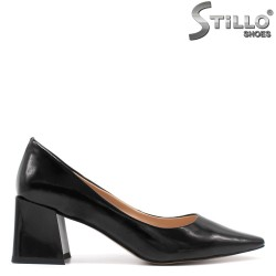 Pantofi dama cu toc mijlociu - 34740