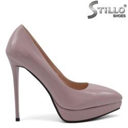 Pantofi dama cu toc inalt - 34753